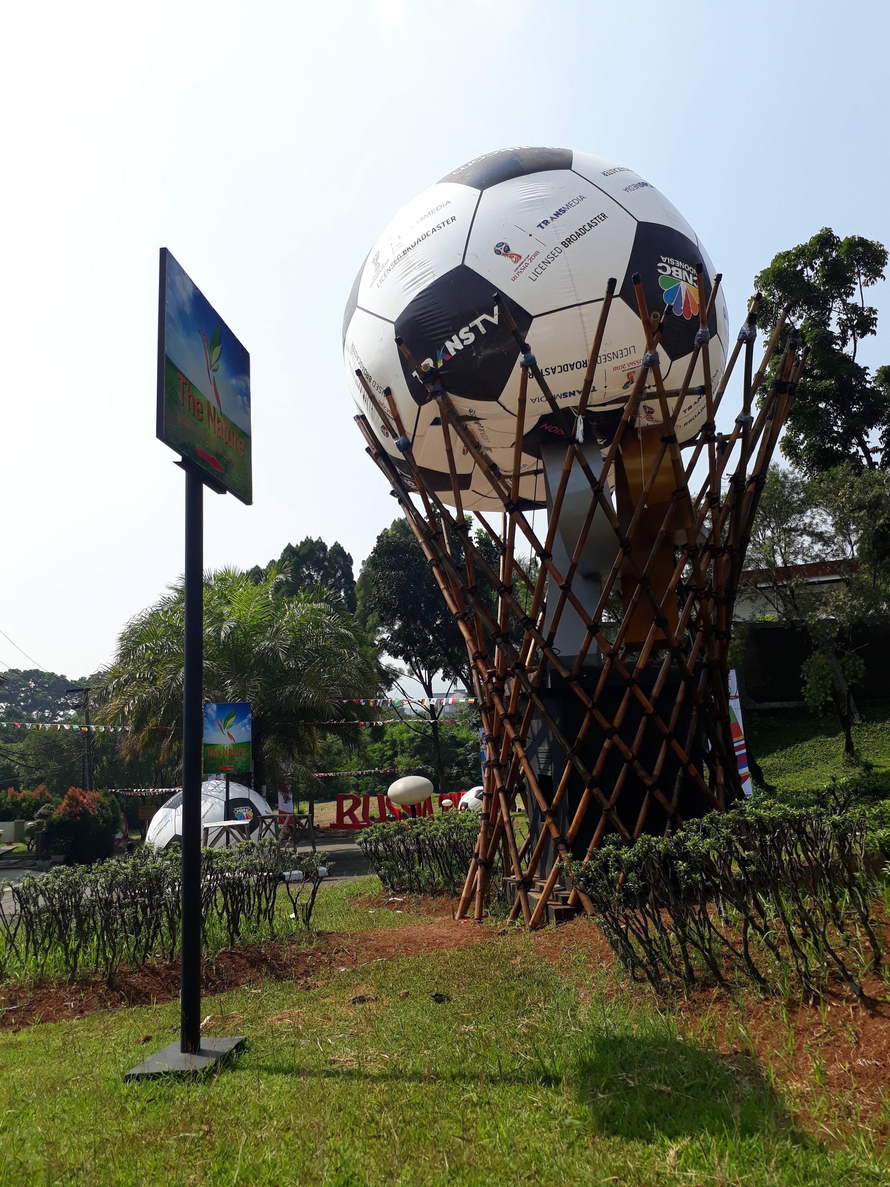 rental balon raksasa udara, sewa balon bulat bola, rental balon oval kotak square